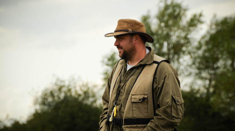 James Reavil gundog trainer Kent, Sussex, london