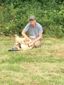 Gundog training, dog training, puppy training Kent