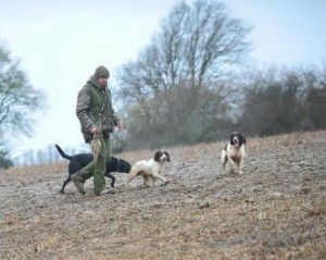 james reavil, rebelritsi gundogs,